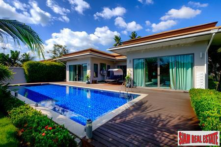 Villa at Erawana Grand | Elegant-Three-Bedroom Private Pool House for Sale in Layan
