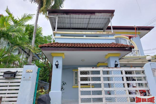 Spacious Three-Bedroom House for Rent in Chalong
