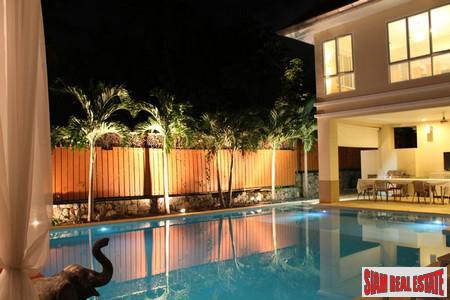 Elegant and Spacious Four Bedroom House for Sale in Chalong