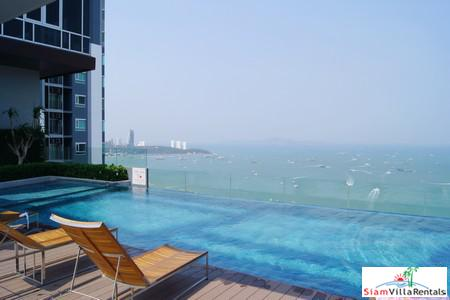 1 Bedroom Luxury High Rise with Fantastic seaview for Rent