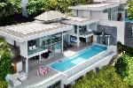 Sea View Elegant and Spacious Three-Bedroom House for Sale in Kamala