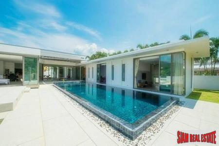 Elegant and Spacious Private Pool Four-Bedroom House for Sale in Pa Klok
