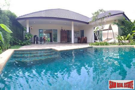 Na Jomtien Pool Villa