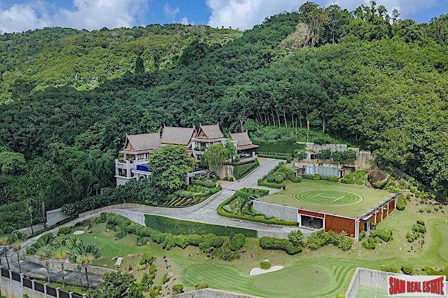 Exceptional Phuket Luxury Estate - Ideal for Business Retreat