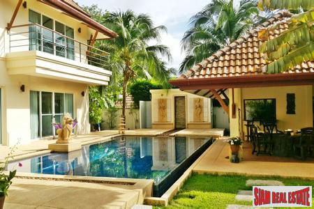 Elegant and Luxurious Five-Bedroom House for Sale in Koh Kaew