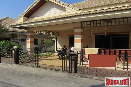 A Must See Beautiful 3Bedroom House for Sale East Pattaya