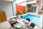 Modern Two-Bedroom Private Pool House For Rent in Rawai