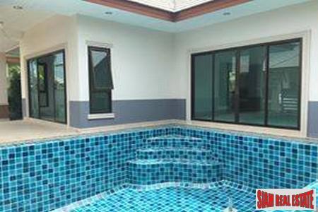 Amazing value pool villa