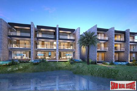 Elegant and Modern Three-Bedroom Houses for Sale in New Development in Kamala