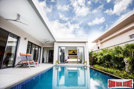 Luxury Pool Villa in East Pattaya