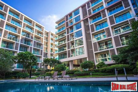 Luxury New 1 Bed Condo in the Trendy Area of Nimman Road