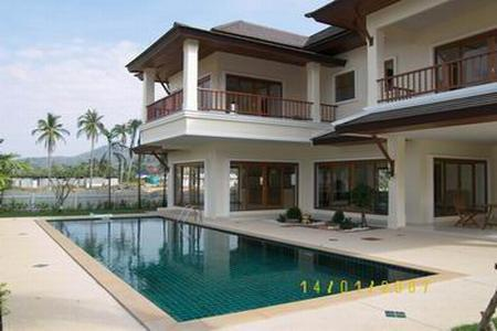 Magnificent two storey home in Bangtao