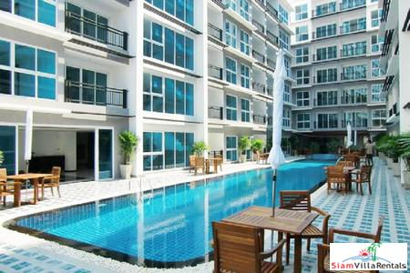 Ultra Modern Low Rise Condo Located In Pattaya City Center
