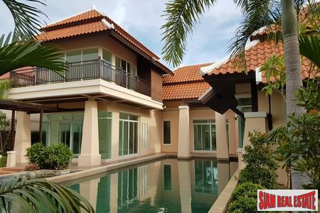 A Big Beautiful Modernised Bali Styled Home in Pattaya
