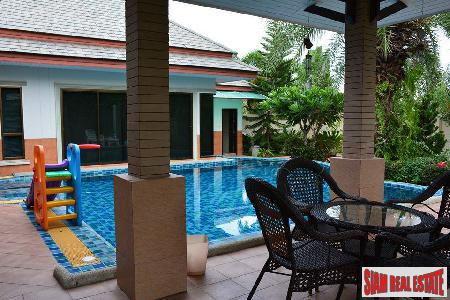 Hot Sale! Beautiful Hugh Family House with Big Private Pool Villa