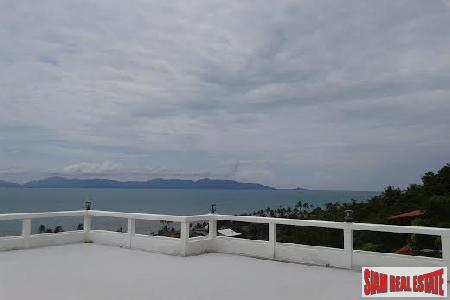 Sea View Land for Sale in Bang Po