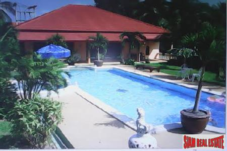 Luxury Three-Bedroom Private Pool and Exterior Jacuzzi Villa For Sale in Bophut