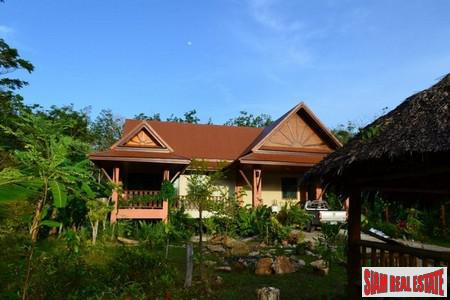 Elegant and Spacious Four-Bedroom House for Sale in Ao Nang
