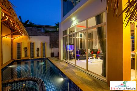 Modern Pool Villa for Rent in Peaceful Nai Harn