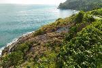Ocean Front Plot of Land at Nai Harn, Phuket