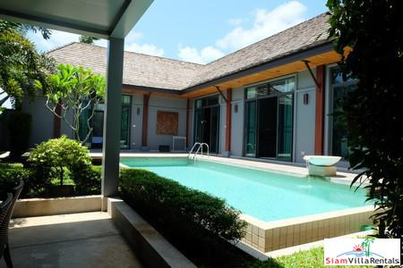 A Beautiful Relaxing Pool Villa in Saiyuan Southern Phuket