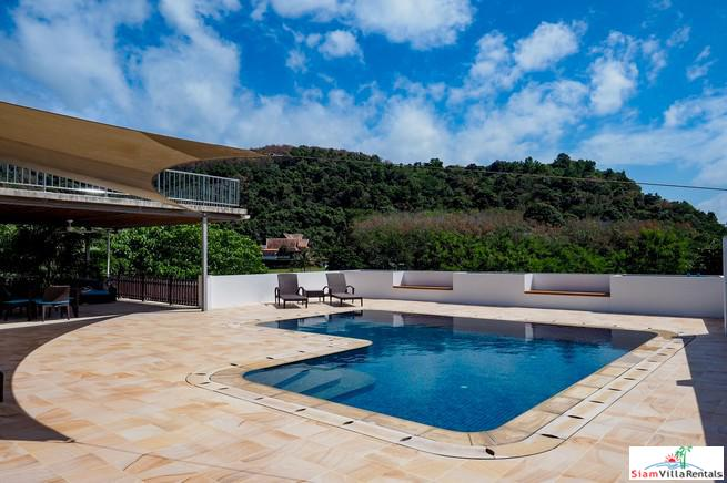 Contemporary Sea View Villa in Tranquil Cape Yamu