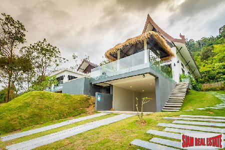 Stunning Sea View Pool Villa in Koh Lanta