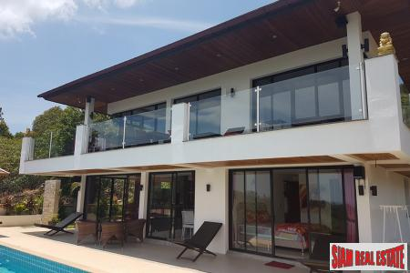 Exclusive Sea View Pool Villa 2