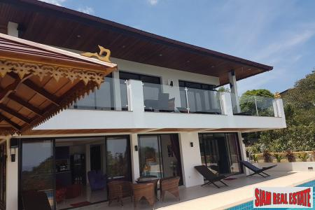 Exclusive Sea View Pool Villa 3