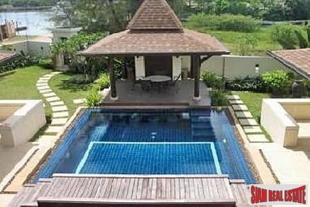 Villa Amarita Boat Lagoon | Thai Modern Pool Villa for Sale in Exclusive Estate