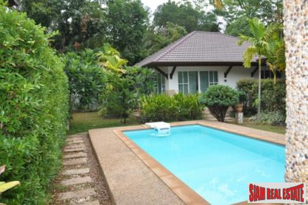 Two Villas with One Swimming Pool in Tropical Koh Lanta