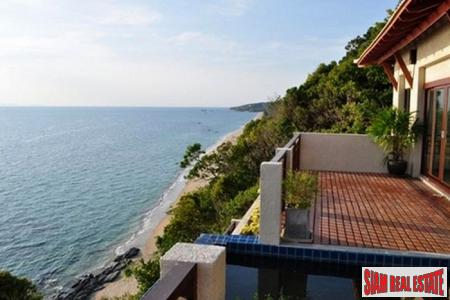 Panoramic Sea View Villa in Koh Lanta