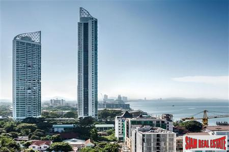 Super Luxury Absolute Beachfron  Condominium in Pattaya