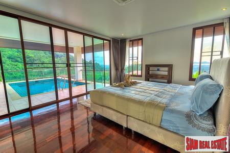 Luxury Sea View Pool Villa 5