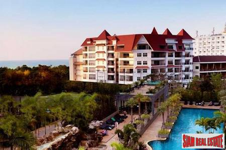 Luxury but Affordable Condominium located at Cosy Beach area on Pratumnak Hills