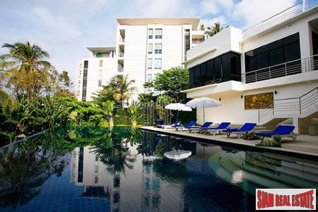 Karon Hill | Walk to the Beach from this Luxurious One Bedroom Sea View Condo for Sale