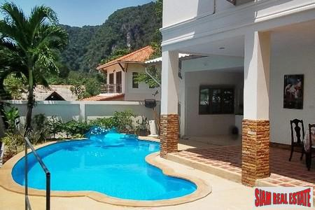 Remarkable Pool Villa For Sale in Beautiful Ao Nang, Krabi