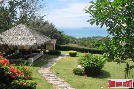 Unbelievable Sea Views from this Pool Villa in Klong Muang Krabi