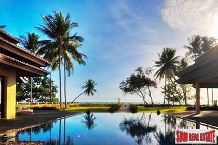 Luxurious Beachfront Pool Villa For Sale at Hap Yao, Krabi