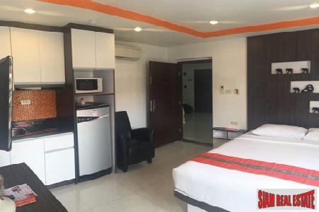 Hot Sale! Studio with Monthly Rental Guarantee 21,675 Baht For 8 Years!!