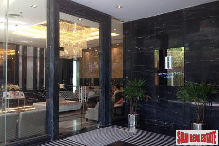 The Finest Living Experience 2bedroom 2bathroom in Phromphong