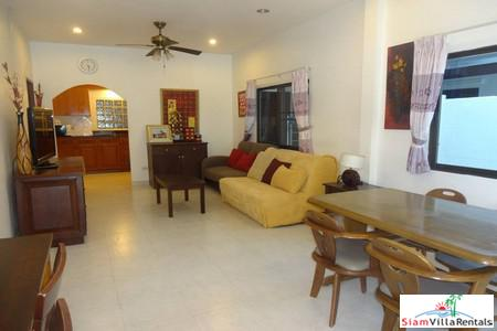 A Beautiful 3 Bedrooms House Between South Pattaya and Jomtien ( Sea Side)