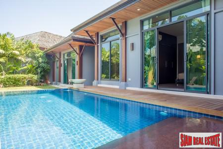 Beautiful Pool Villa Living Near Nai Harn Beach