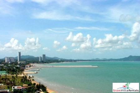 Three Bedroom Condominium For Long Term Rent - Na Jomtien