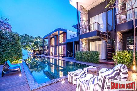New Modern Condominium Fully Furnished Near the Beach for Sale in North Hua Hin