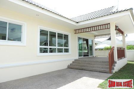 Two Bedroom Home in Peaceful South Hua Hin