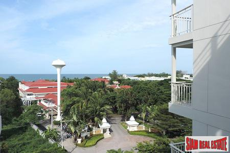 Luxury Beachfront Condominium for sale in South Hua Hin