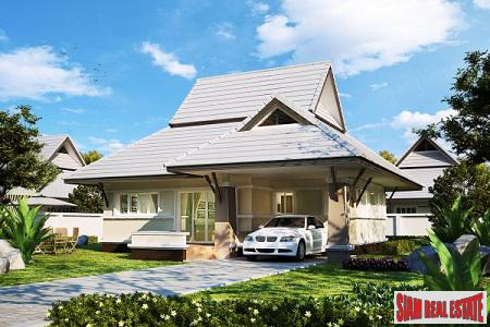 Luxury Home at An Affordable Price in Hua Hin