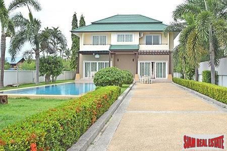 Large Pool Villa in Prime Hua Hin Location