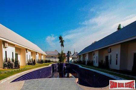 Modern Townhouse for Sale in West Hua Hin